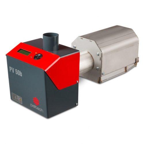Pelletbranders 20-1000kW